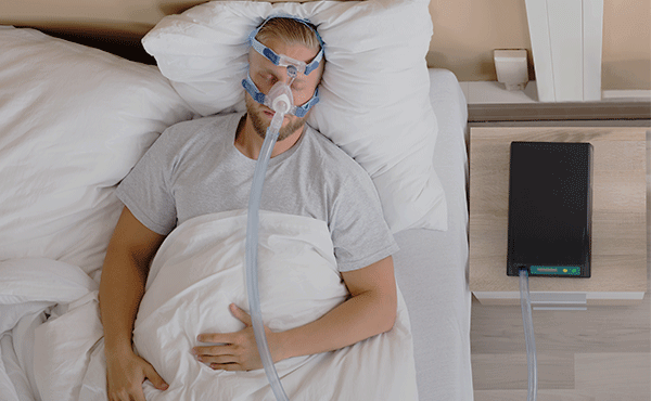 CPAP machines for sleep apnea