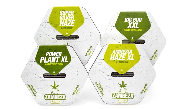 Zambeza Seeds Packs